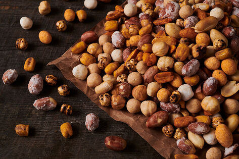 - Assorted Dried Fruits