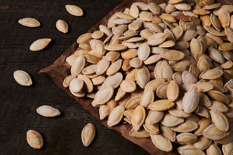 - Double Roasted Salted Pumpkin Seed