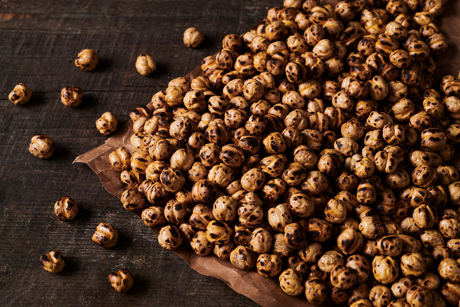Dried Yellow Chickpeas