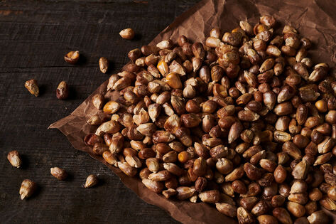 - Roasted and Salted Corn