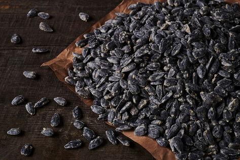 - Roasted salted sunflower seed from village